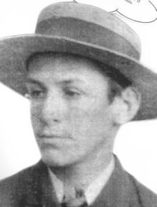 Robert W Wade aged 13