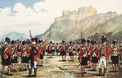 Raising of Regt 1794