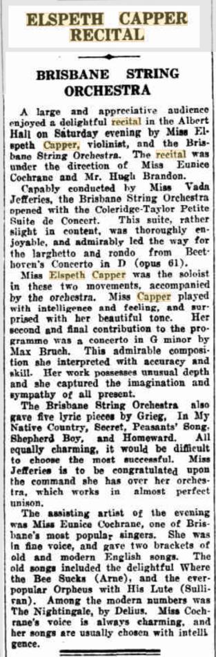 E.Capper recital with BSO