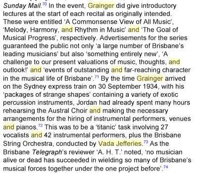 Grainger, Brisbane